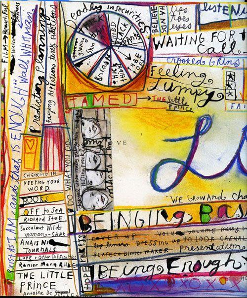 29 best Art - sabrina ward harrison images on Pinterest ... Sabrina Ward Harrison Sketchbook