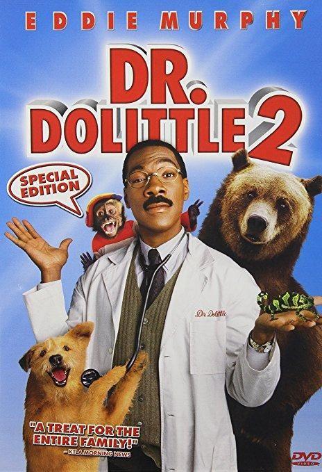 Eddie Murphy & Kristen Wilson & Steve Carr (III)-Dr Dolittle 2