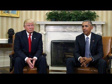 Trump revisará medidas de Obama