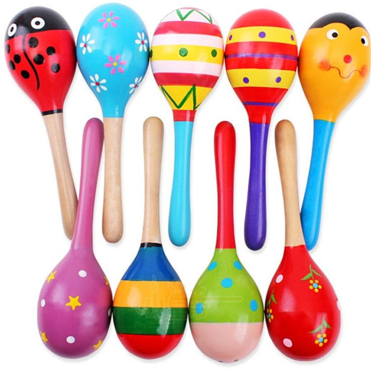 1 pcs Kids Wooden Ball Rattle Toy Sand Hammer Rattle Educational Learning Musical Instrument Percussion For Baby 0-12 Month Hot //Price: €1.7 & FREE Shipping //   #fashion #baby #clothes #trendy #2017