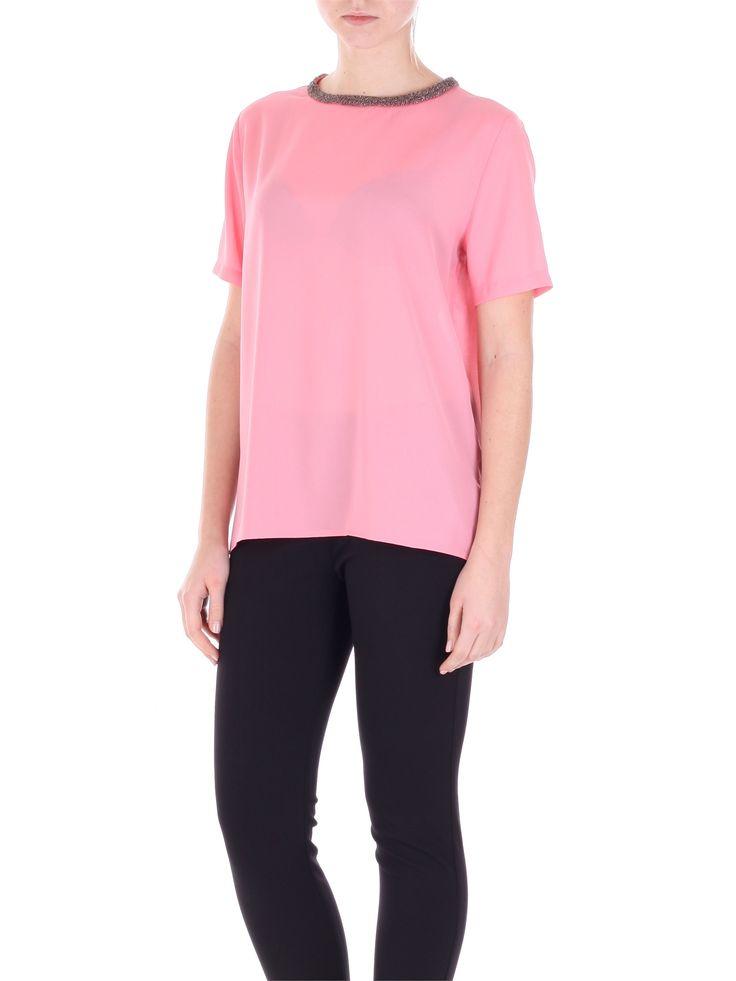 Pinko Blusa Rosa