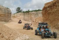 Punta Cana Half-Day Dune Buggy Adventure - $86