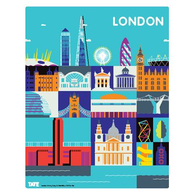 Andy Tuohy London (poster)