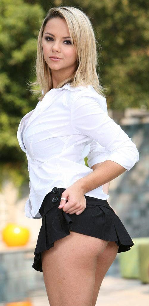Ashlynn clips mini ashlynn brooke skirt videos