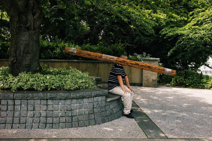 Sorry, you'll never walk alone. | Yamatecho, Yokohama, 2014