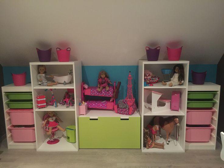 American Girl Doll Organization IKEA!