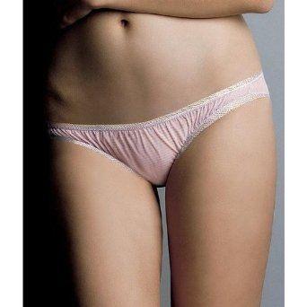 Elle Macpherson Intimates Momamia Bikini Panty E15-740 (Small, Dark Slate)  Elle