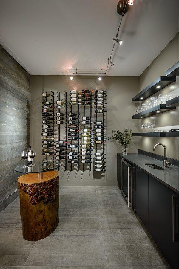 modern wall mounted wine racks ideas wine storage ideas wine cellar furniture