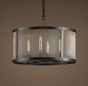 Lighting Solutions_Mesh Pendant_Small chandelier.jpg