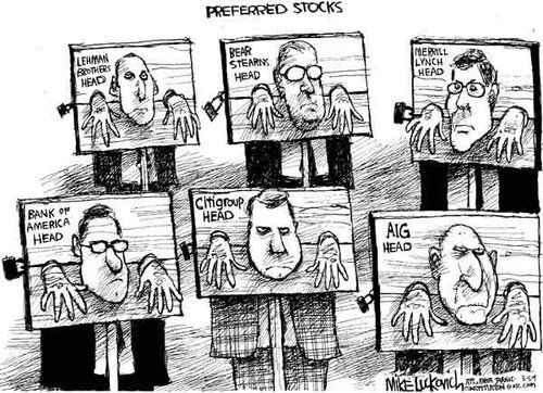 Preferred Stock - Some corporations issue preferred as well as common stock...