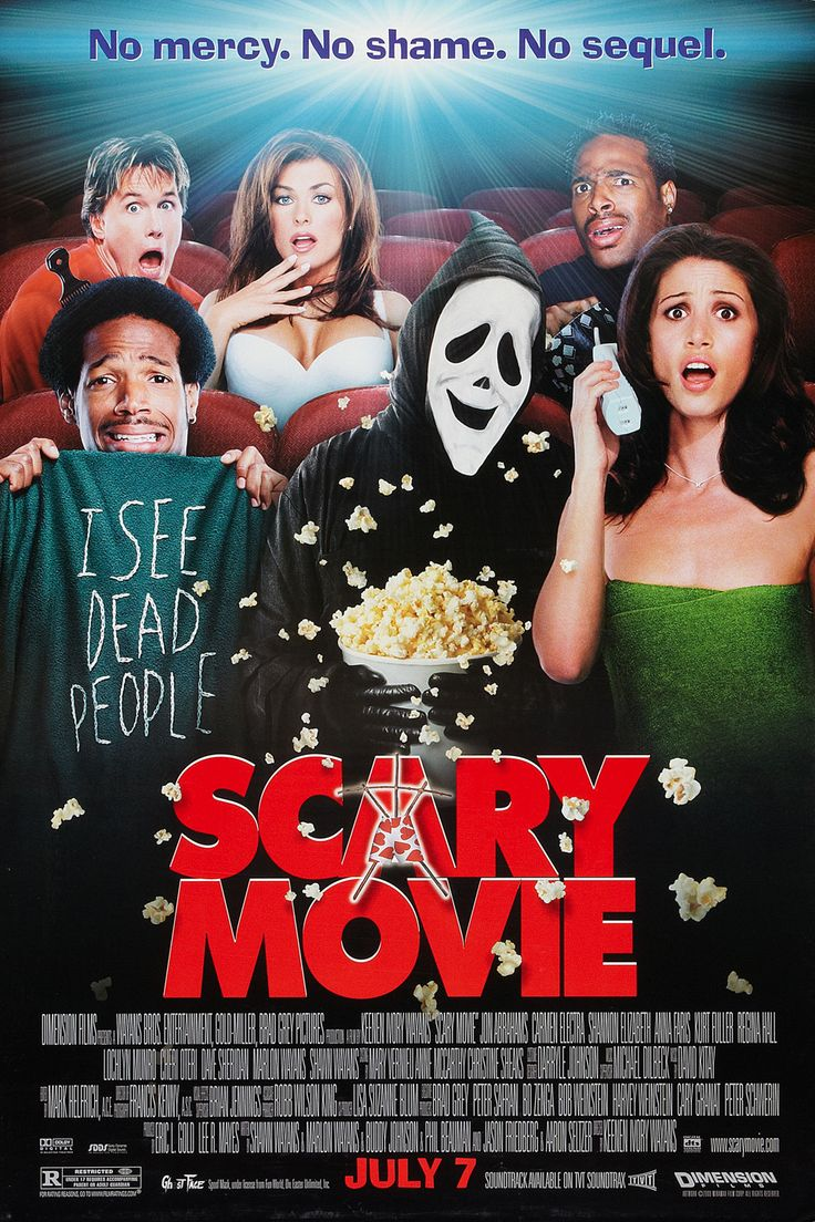 Scary Movie (2000) Movie Movie Posters in 2019 Scary