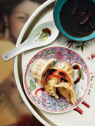 Jiaozi (Dumplings). Also known as 'pot stickers', these tasty little parcels are sure to excite anyone. #Woolworths #recipe #chinese #chinesenewyear http://www.woolworths.com.au/wps/wcm/connect/Website/Woolworths/FreshFoodIdeas/Recipes/Recipes-Content/jiaozidumplings