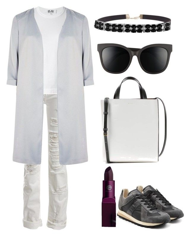 """""""Look tons de branco e cinza 