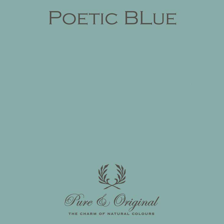 Poetic Blue - Pure & Original - paint