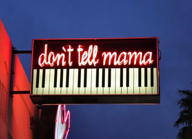 Don't Tell Mama (Las Vegas, NV)