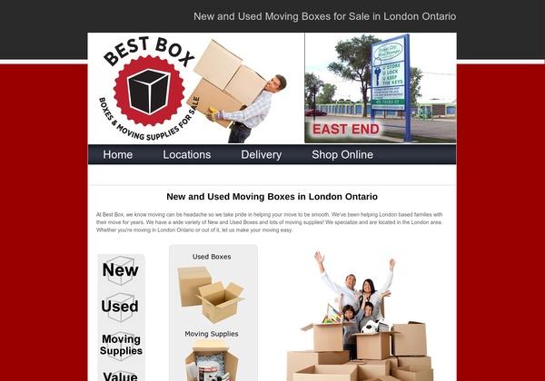 Best Box,  151 Thompson Road,  London, ON N5Z 2Y7 Canada,  (519) 680-2341