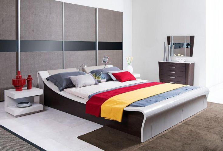 Moderne Schlafzimmer Kommoden Und Nachttische Ein Feste