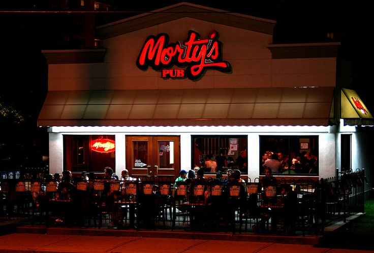 Morty's Pub | Flickr - Photo Sharing!