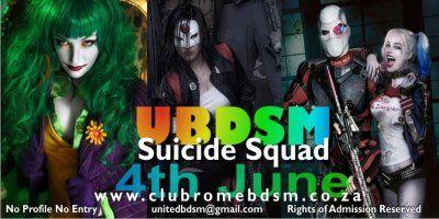 UBDSM - SUICIDE SQ...