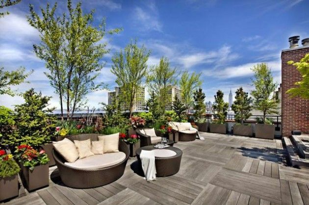 now you can own jon bon jovis penthouse 640 04 630x419 Le duplex New Yorkais de Jon Bon Jovi est en vente