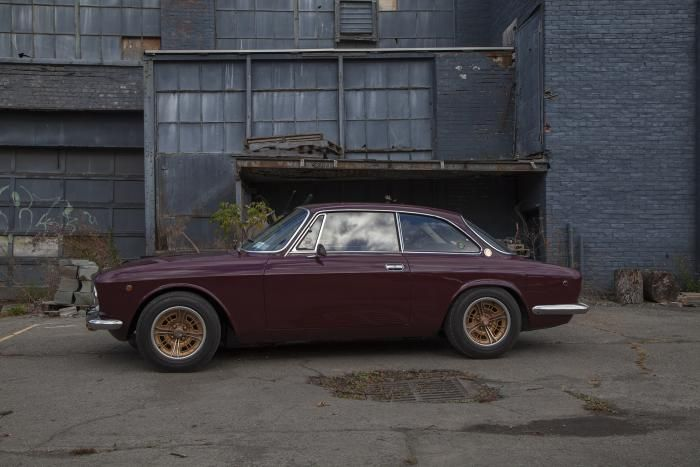 Melber Majors on a '69 GTV