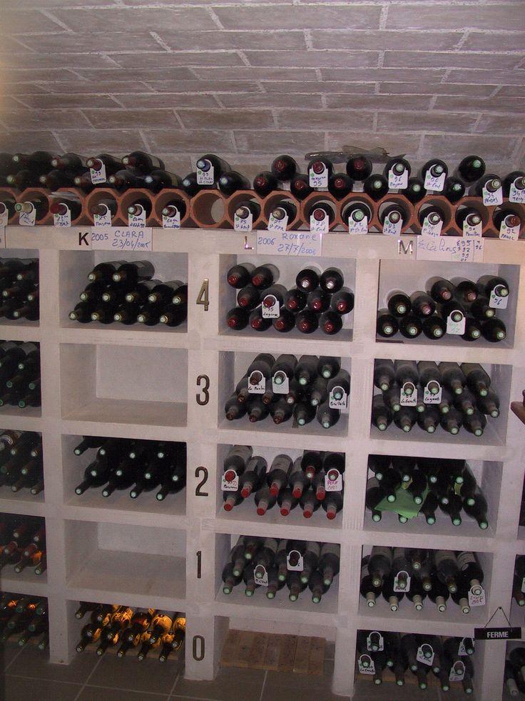 cave gif gif etageres pinterest wine cellars. Black Bedroom Furniture Sets. Home Design Ideas