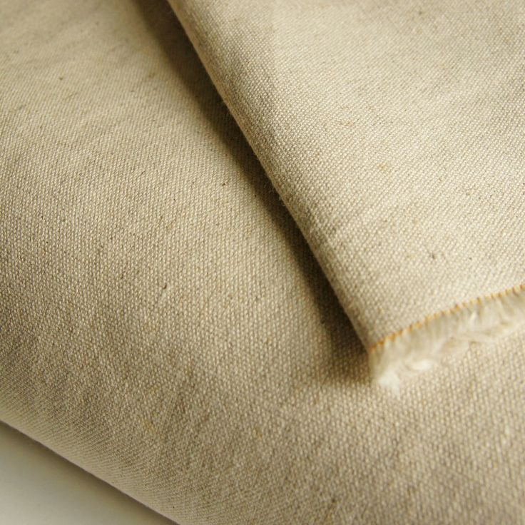 Hemp Organic Cotton Canvas Fabric by 1/4 Metre,  Organic Woven Fabric, Hemp Fabric, Canvas Fabric, Natural Fabric for Apparel Bag Home decor by EarthIndigoFabric on Etsy