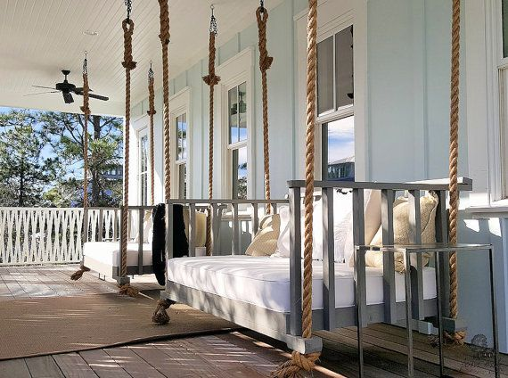 Best 25+ Porch Swing Beds Ideas On Pinterest