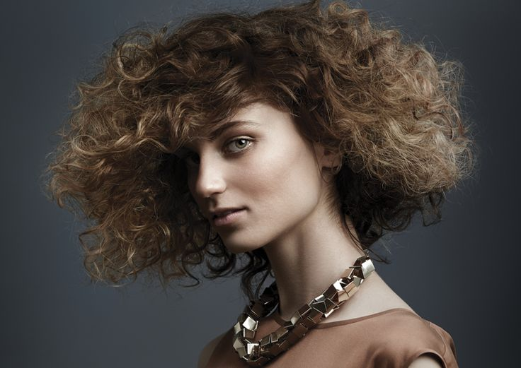Awakening Collection F/W14-15 by Mob Salons #curly #messy #hairstyle #undone
