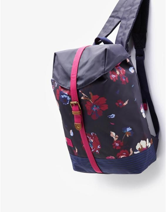 BALIOLPrinted Canvas Backpack - for those days when a shoulder bag just isn't practical