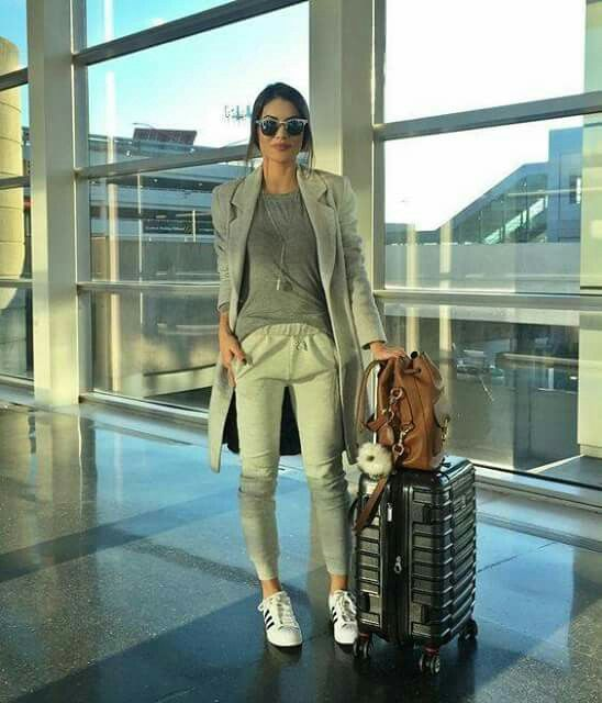 Travel outfit