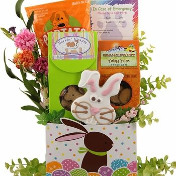 16 best gift baskets for pets images on pinterest dog treats make a great diy easter basket that is similar to this one include a negle Images