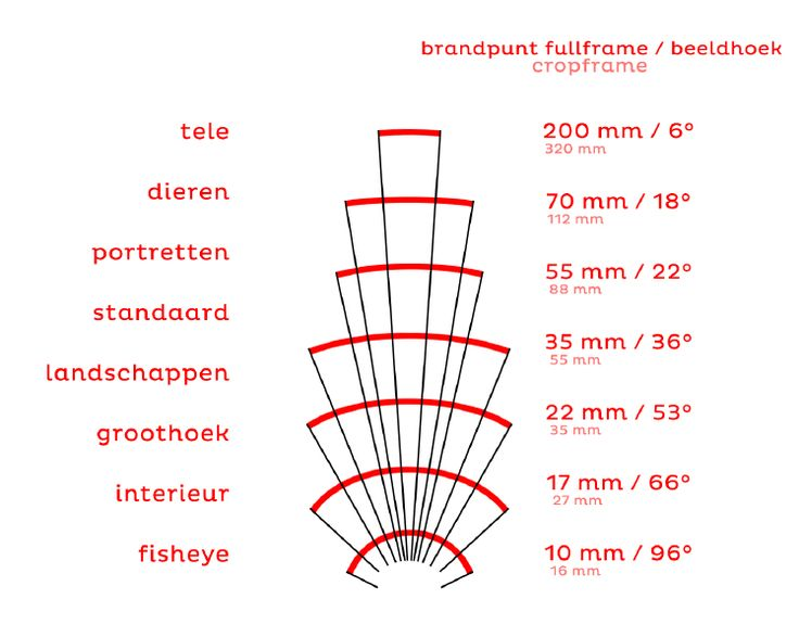 Kies de juiste brandpuntsafstand voor jouw fotografie   Cursussen   Zoom.nl