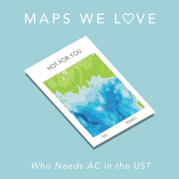 Cartography Plays Cupid — Medium