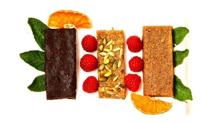 CPYOGA » Barras energéticas de frutos secos - snack rápido, saudável e delicioso! - CPYOGA