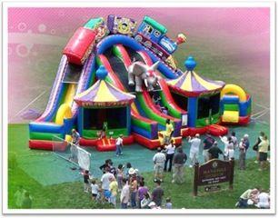 City Circus Bouncy House