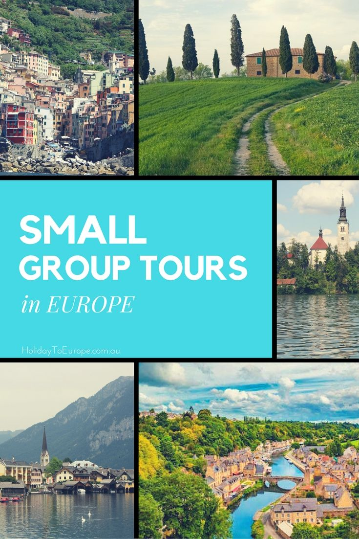 Small group tours are the perfect way to discover the real Europe. Usually focusing on just one country or region, a small group tour gives you the chance to explore your chosen destination intimately.  // Click the image to find out more about our range of small group tours in Europe.