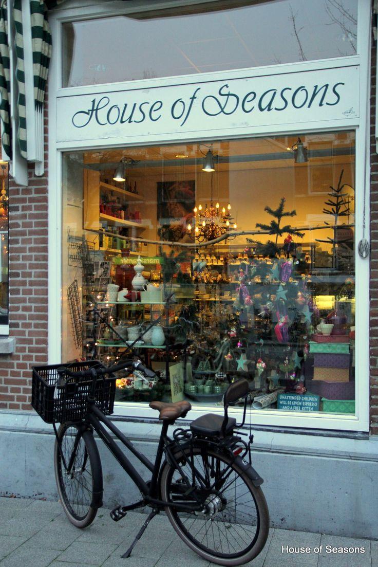 House of Seasons cadeautjes, mooie dingen voor in huis én verkooppunt kaarten Brechtje Duijzer