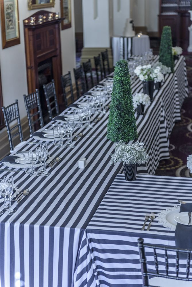 Perfectly aligned linens