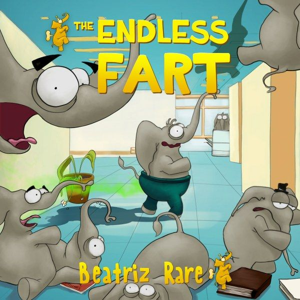 The Endless Fart by Beatriz Rare