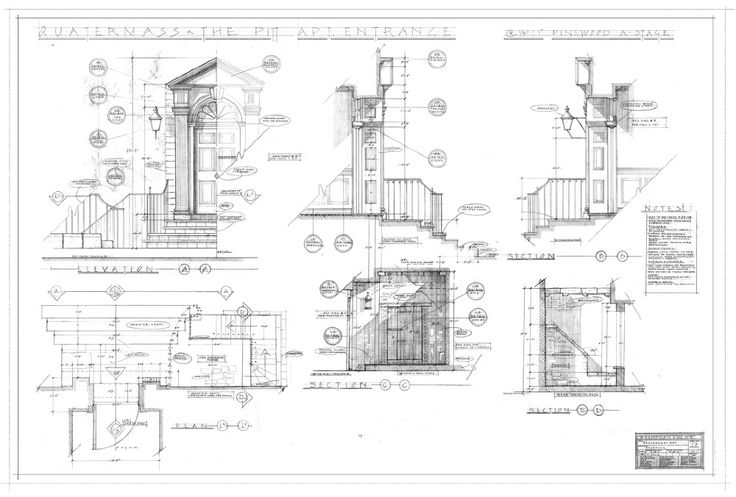 technical drawing - jonathan mcgonnell