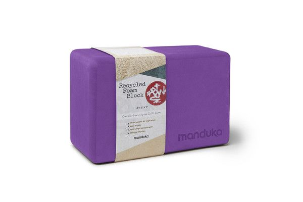 Manduka skumblok, Recycled Foam Block - Possibility