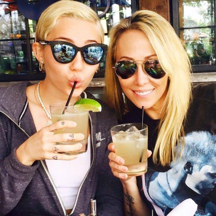 Tish Cyrus 2015