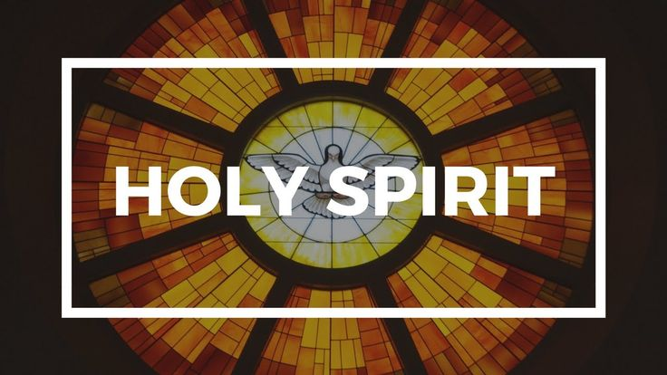 What does the Holy Spirit do? Do I need him?