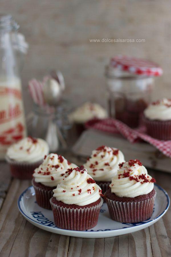 Red Velvet cupcakes | Dolce Salsarosa