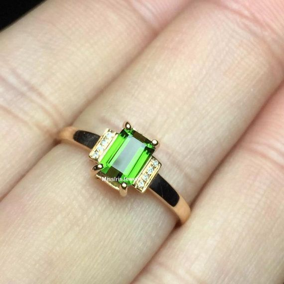 Amazing Green Tourmaline will be approx ct Diamonds will be approx ct Green TourmalineEngagement RingsWeightsEye Candy