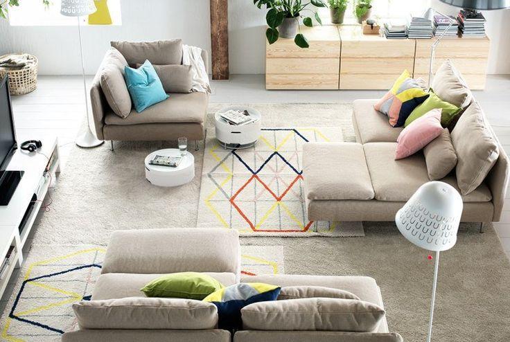 Deavita vous présentera 50 idées Ikea salon qui vous aideront à choisir le mobilier le plus approprié à vos besoins! Canapés et tables basses, fauteuils et