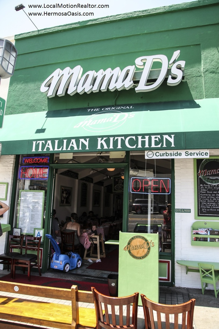 Italian restaurants downtown manhattan best restaurants near me for Olive garden manhattan beach ca