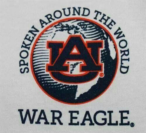 War Eagle! Hey!