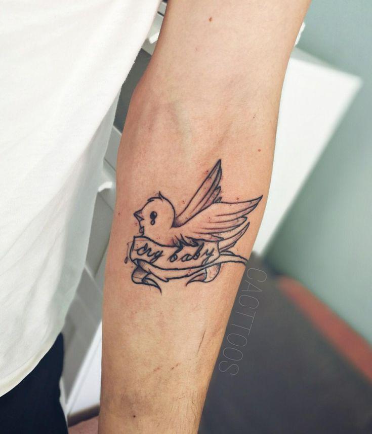 Crying Baby Tattoo: Tetoválás és Tetkó